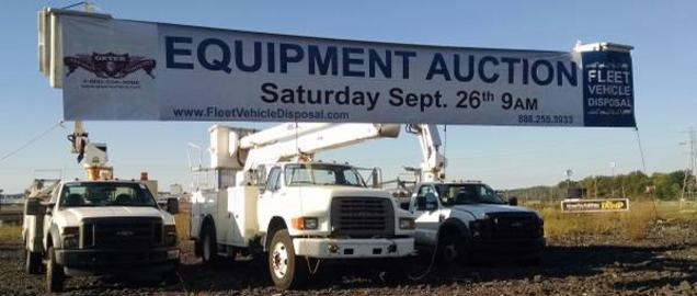 Equipment Tool Truck Auction Near Me