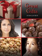 Great Gifts for $8 Fundraiser Brochure
