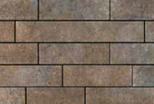 Unilock Lineo Dimensional Stone Retaining Wall Sierra Color