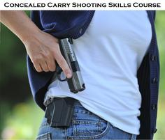 Concealed Carry Shooting Skills Course