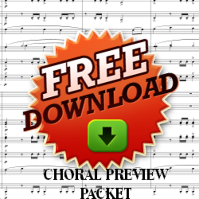 FREE Choral New Product Packet and/or MP3s