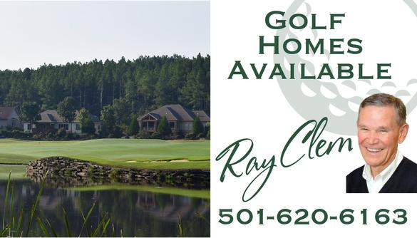 Ray Clem RE/MAX of Hot Springs Village, Hot Springs Village Golf, Golf Homes Hot Springs Village, Contact Ray Clem