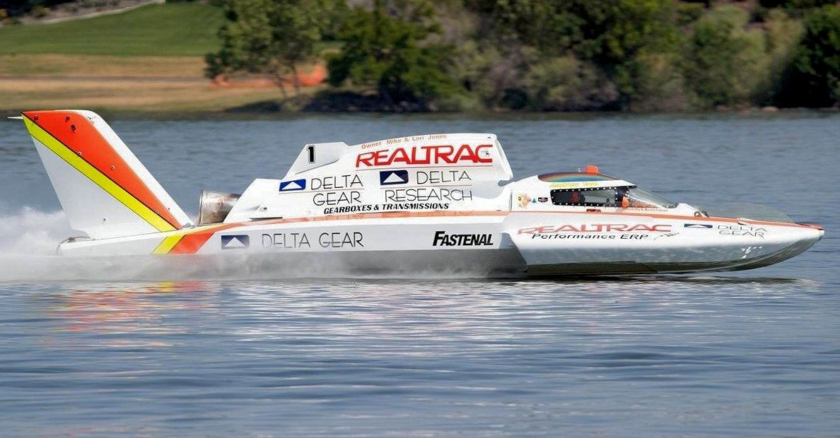 Unlimited Newsjournal - Hydroplane Racing, Hydroplanes, H1
