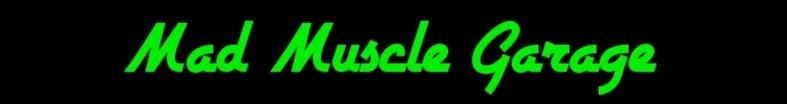 Mafd Muscle Garage Banner and Link to Facebook Page