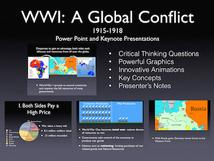 WWI: A Global Conflict