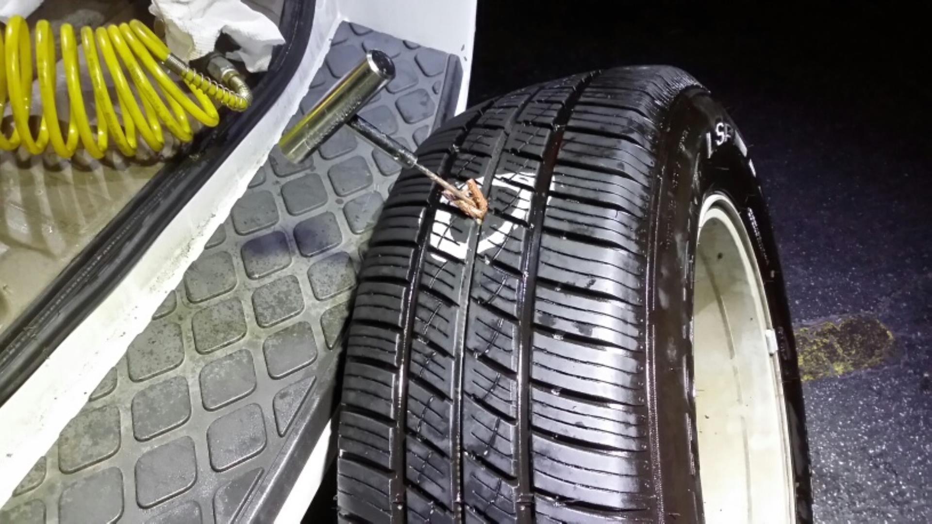 Flat Tire Repair Service Atlanta 24 Hour Roadside Hawks
