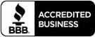 Better Business Bureau BBB Accredited Business Logo