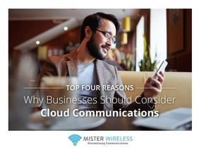 Four Reasons to Cloud Communications - VoIP