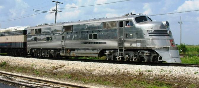 The Illinois Railway Museum