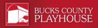 Bucks County Playhouse Banner and Link to website