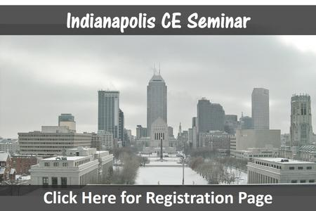 Indiana chiropractic ce seminars indianapolis IN near chiropractor seminar events credits Continuing education hours