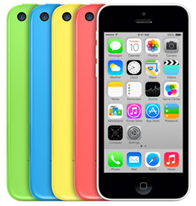 iPhone 5C repair list for Phone Kings