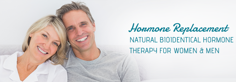Natural Bioidentical Hormones for Men and Women