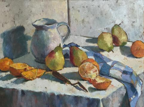 still life paintings in oil