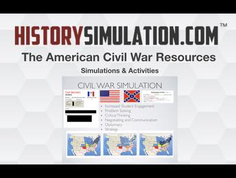 Civil War Resoures