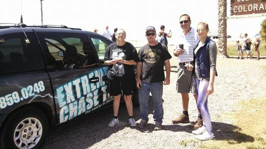 Storm Chasing Tours Extreme Chase Tours