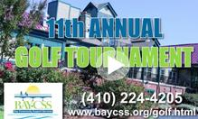 The 11th Annual Bay-CSS Golf Tournament