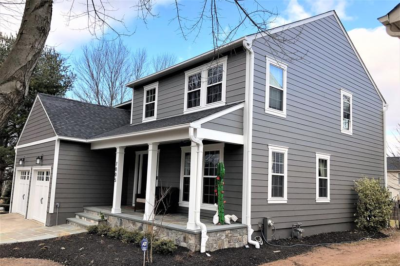 Hardie Lap Siding Contractors Columbia, MD