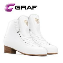 Ladies Graf Figure Skates