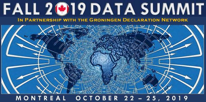 Fall 2019 Data Summit | October 22 - 25, 2019 | Montreal | Learn, Participate, Inspire & Connect at PESC!