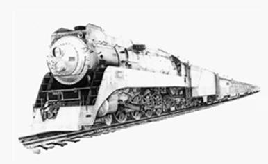 "Southern Pacific's ""Daylight"" 4449"