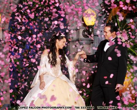 best quinceanera party miami photography video