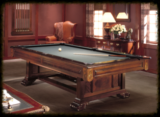 Brunswick Windsor pool table