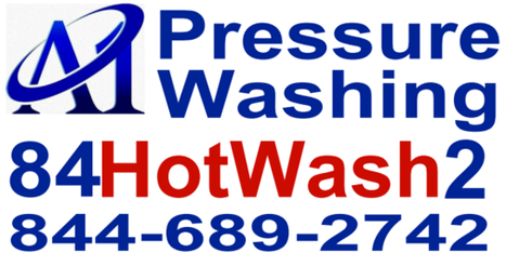 A1 Pressure Washing 84HotWash2 844-689-2742