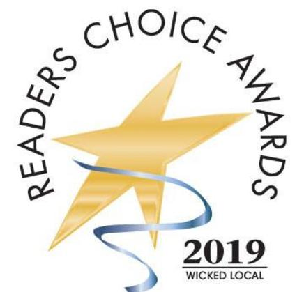 Wicked Local Reader's Choice Award | Ellens School of Dance - Billerica, MA
