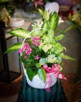 Blooming Basket 1