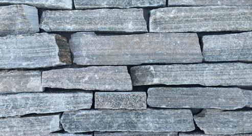Northeast Berkshire Natural Thin Stone Veneer