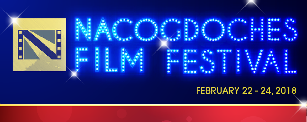 Attend the 2018 Nacogdoches Film Festival