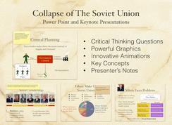 The Collapse of The Soviet Union History Presentation