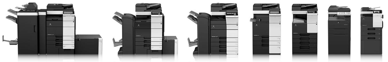 Muratec MFX Color Copiers