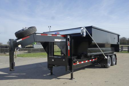 8 x 20 Heavy Duty Roll Off Trailers