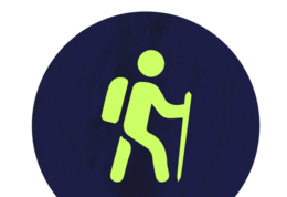 Mines and Meadows North Country Trail icon