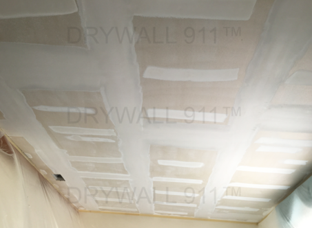 Popcorn Removal Services - State Licensed Drywall Contractor