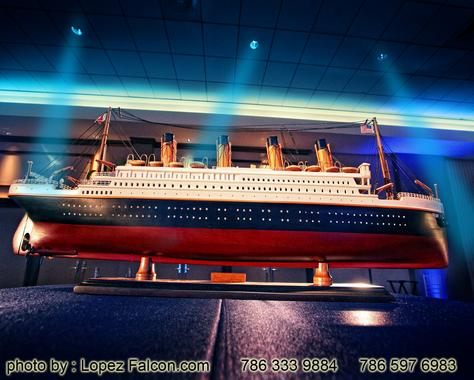 Party Theme titanic Miami Quince Quinces Decoration Dj Lights Quinceanera Parties in Miami