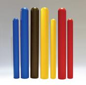 Dome Top Bollard Sleeves
