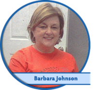 Barbara Johnson a customer of All Clear Hearing Centers.