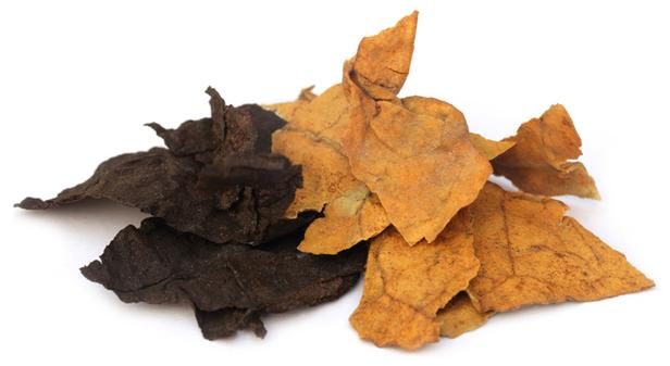 Organic Whole Leaf Tobacco Leaves- for Roll your own Cigarettes