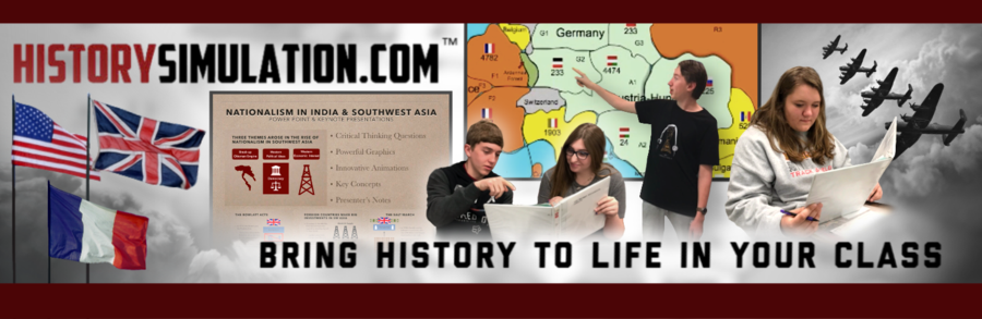 History Simulations & PowerPoints