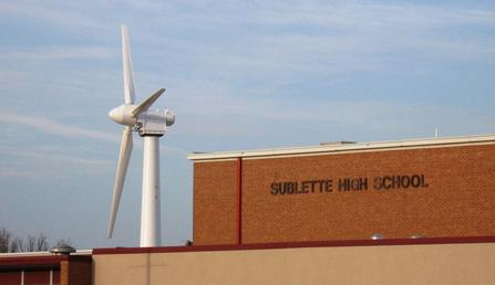 Energy Audit Sublette School Systems
