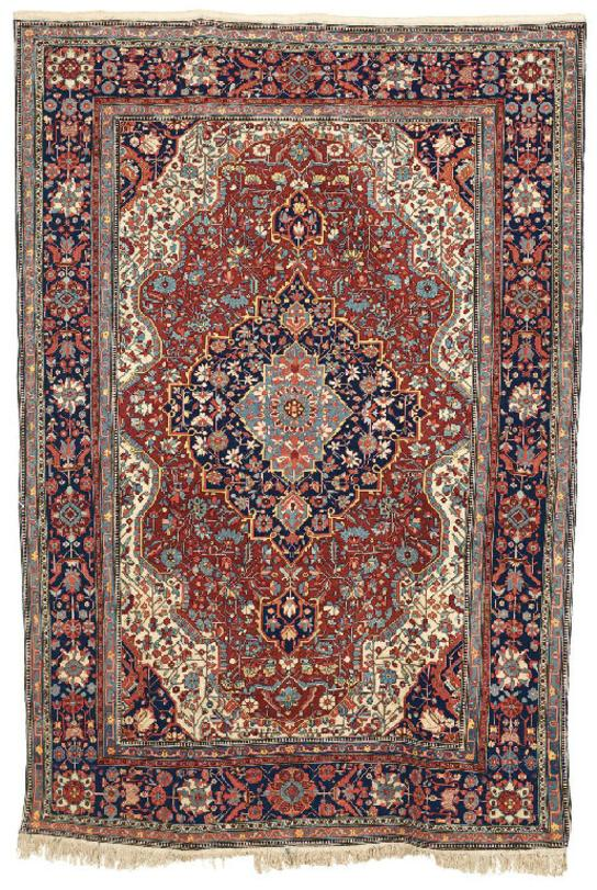 Antique Kashan Rugs Buy Sell Appraise