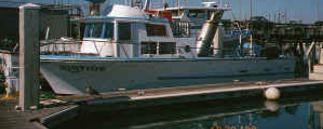 Riptide Charters boat
