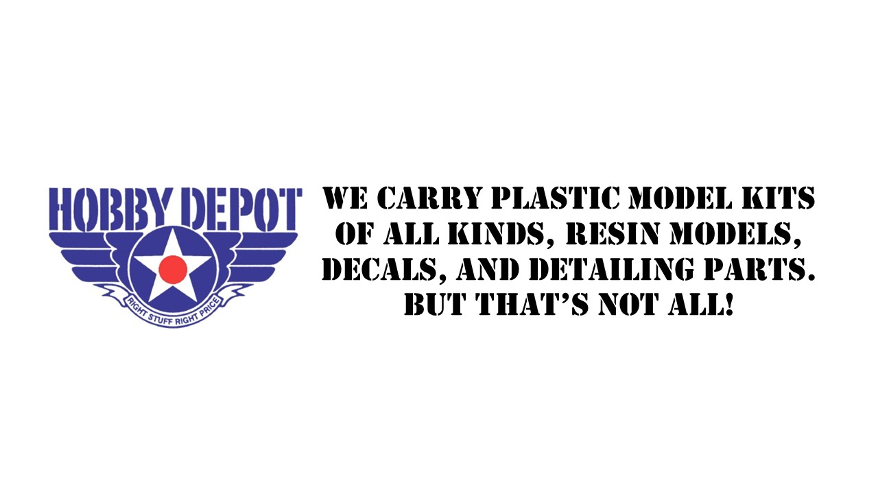 The Hobby Depot - Home Page