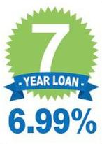 Siding Long Term Financing