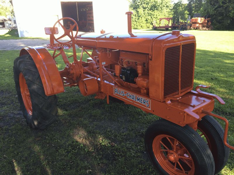 Matt Scott Llc  - Allis Chalmers Tractor Parts, Magneto