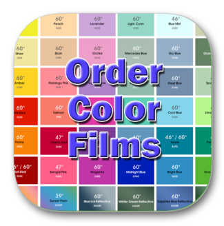 Solar Graphics Colored Films Catalog logo button picture image