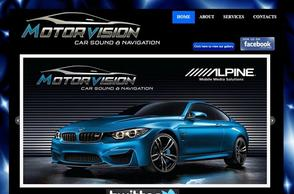 Motorvision Website Creation | Digital Marketing Professionals Toowoomba